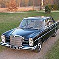 Les Mercedes de Paul Bracq