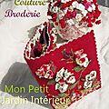 carnet couture bohème