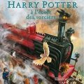 Harry potter à l'école des sorciers version illustrée par jim kay