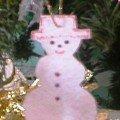 Bonhomme de neige / Muñeco de nieve