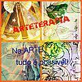 Mensagem da Semana - <b>ARTETERAPIA</b>