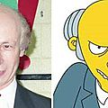 Mr Burns e