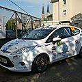 <b>FORD</b> Fiesta R2 n°108 Rallye de France-Alsace
