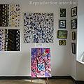 Exposition à Port-en-Bessin (14), nouvelle <b>galerie</b> quai Hamelin