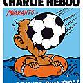 Charlie <b>Hebdo</b>.