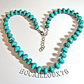 Collier turquoise 6