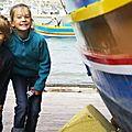 Un port de malte