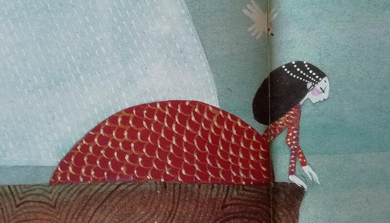 la petite sirène - Charlotte Gastaut - 2005 - l'arrivée de la princesse étrangère (extrait)