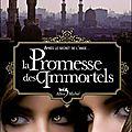 La promesse des immortels, tome 6 des vampires de manhattan