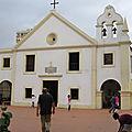 Luanda, la perle de l'Afrique (11/26). L'église Notre-<b>Dame</b> de Nazareth.