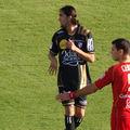 Hadji, face au MUC, saison 2008/09