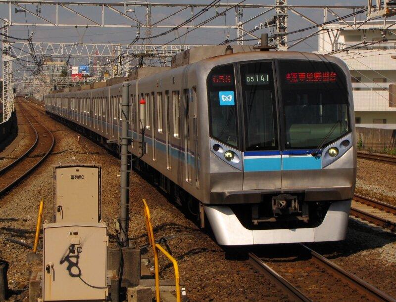 05系-141 Tôzai line