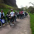Voyage à vélo 2013