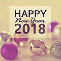 Bonjour 2018 !!!