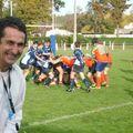 Saison 2009 - 2010, tournoi des Minimes, 14 novembre à Mézières