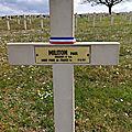 MILITON Paul (Châteauroux) + 19/08/1917 Marre (55)