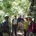 Trekking avec ma famille japonaise à Mimistsu, 45 minutes de chez moi