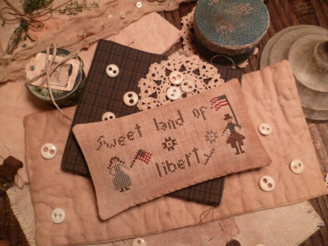 Sweet Land of Liberty US$ 7.50