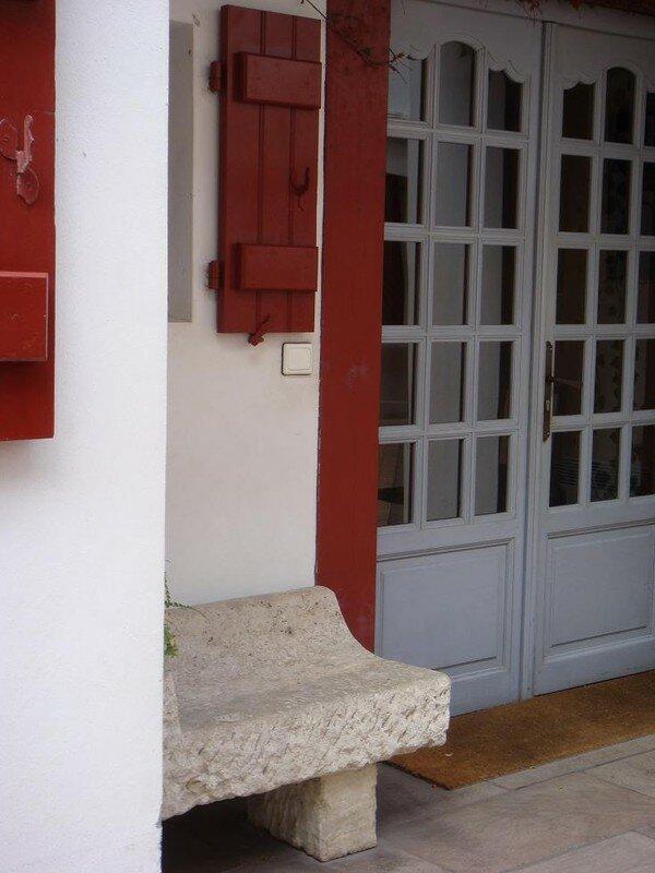 Porte de La Devinière