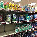 Produits clean: dans le rayon des produits ménagers, la <b>vaisselle</b> (main et <b>lave</b> <b>vaisselle</b>)