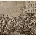 CROIX-DE-VIE - LA ROCHE-SUR-YON (85) - 9 AOÛT <b>1812</b> - UNE BOULE FEU DANS LE CIEL