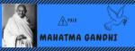 paix MAHATMA GANDHI