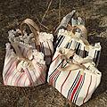 La suite des sacs tapis