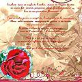 Le rosier oublié