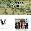 Ports de la vallée de la Seine: assez de paroles! On veut des sous!