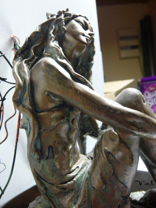 fée de Bronze