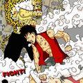 Monkey D. Luffy VS Rob Lucci (One Piece)