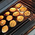 Cake carottes, fromage de brebis et aromates