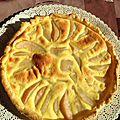 Tarte aux poires (au thermomix ou pas)