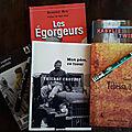 2020 : 27 novembre : Quelques livres sur la guerre d'Algérie, du côté des appelés...