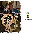 Souvenirs de la <b>filature</b> de Belvès 1 - visite de la <b>filature</b>