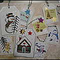 Minis tags, minies pochettes, paperclips