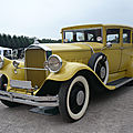 PIERCE <b>ARROW</b> type 55 4door Sedan 1929