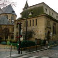 Eglise Saint-Médard.
