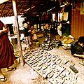 Fabrique de tongs - Pakokku