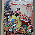 <b>Livre</b> Collection ... BLANCHE NEIGE (1961) * Albums <b>Roses</b> *
