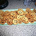 Biscuits tout sourire