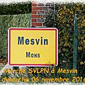 MESVIN le 6/11/2016