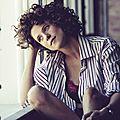<b>Cyrille</b> Aimée, voix majeure du jazz avec l'album Let's Get Lost