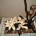 Harmonie de fleurs en <b>boite</b>