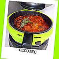 <b>Alouettes</b> sans tête en sauce dans ma friteuse diététique TURBO CECOFRY 4D