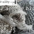 Joyeux anniversaire blog vidgie !