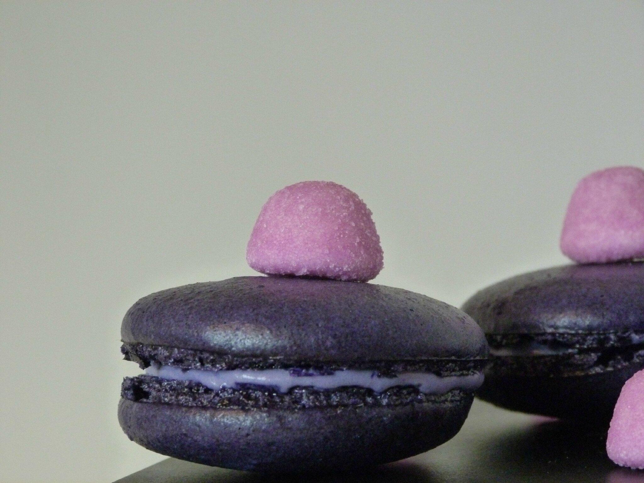 macaron fraise tagada purple 2