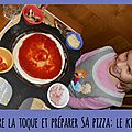 Tablapizza, un restaurant kidfriendly