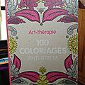 Art thérapie par le coloriage