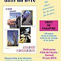 Les participants élèves du <b>livre</b> Lieux Divers et Drôles De Dates 2014 <b>Sainte</b>-<b>Elisabeth</b>